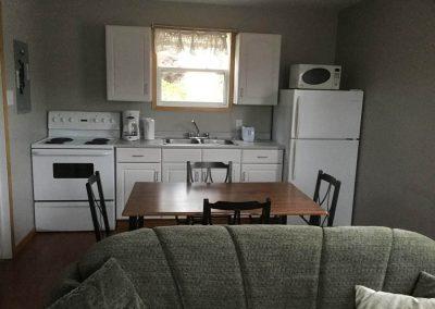 Queen Bed Cottage Rental 1