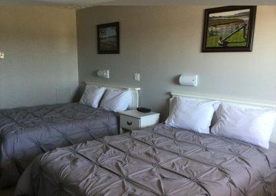 Motel Room Queen Beds 1